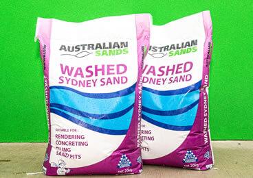 Washed Newcastle Sand 20kg