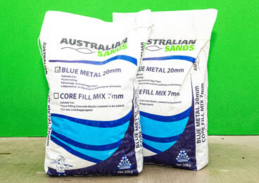 Blue Metal 20mm – 20kg