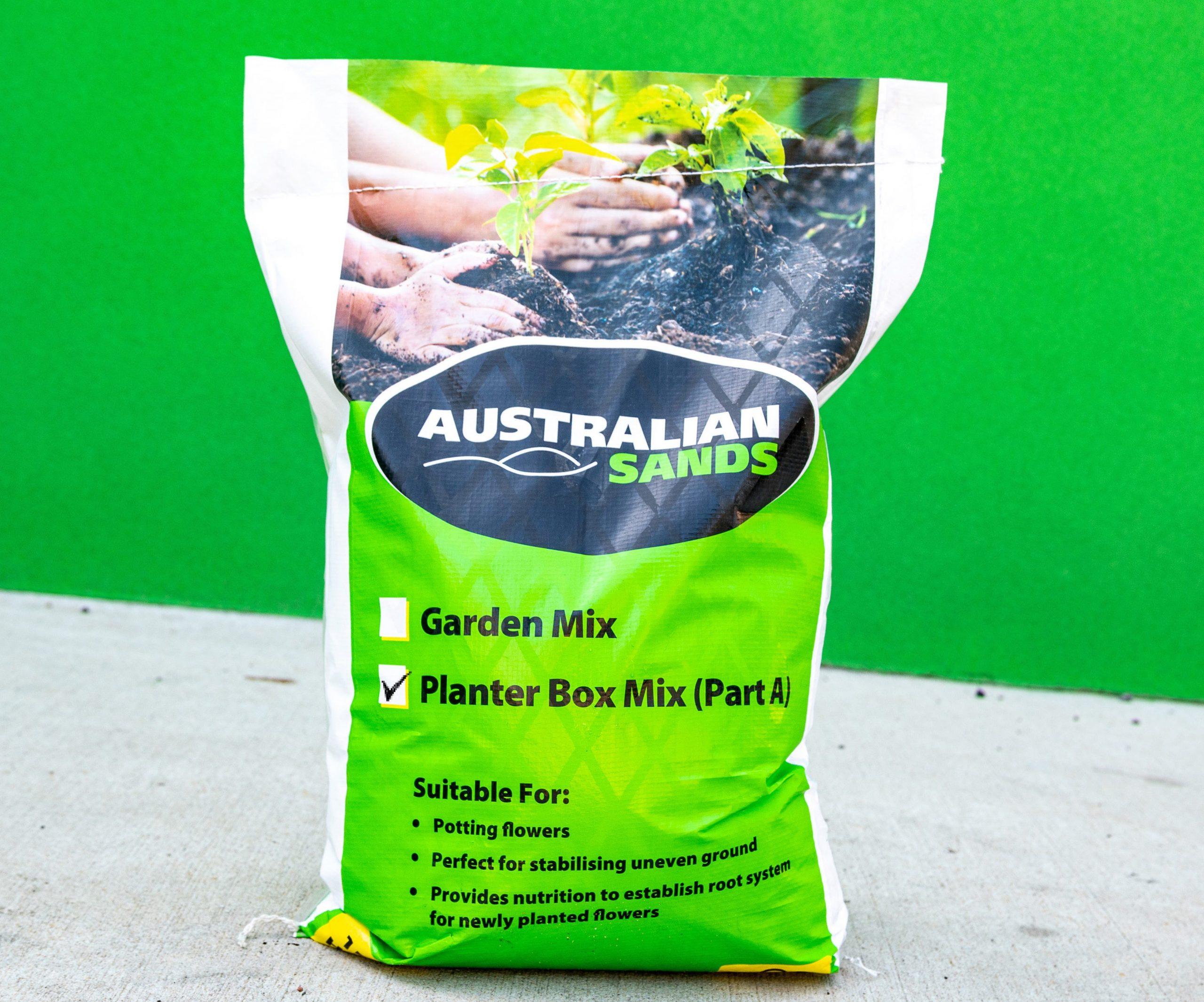 Planter Box Mix