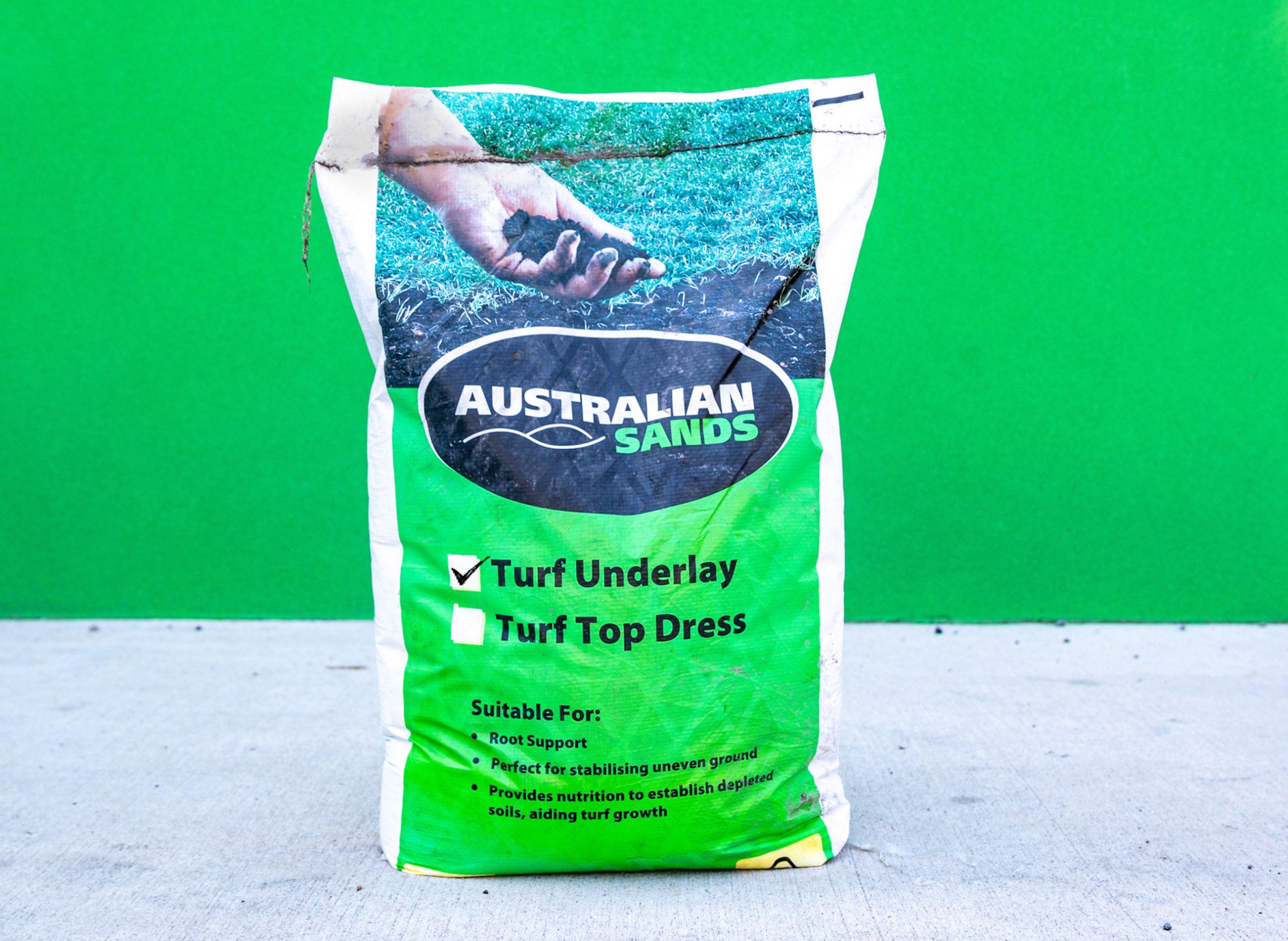 Turf Underlay Soil